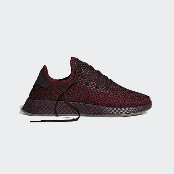 4371cbf1aee09 adidas Deerupt Runner Shoes - Red