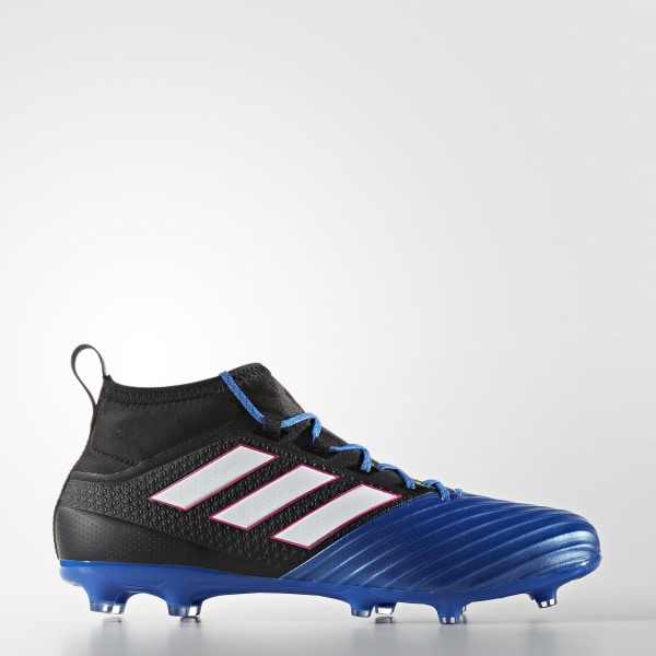 6d6b0cf4848 adidas Men s ACE 17.2 Primemesh Firm Ground Boots - Black ...