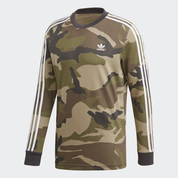 Camiseta Camouflage - Multicolor adidas  3f05ace34ae3e