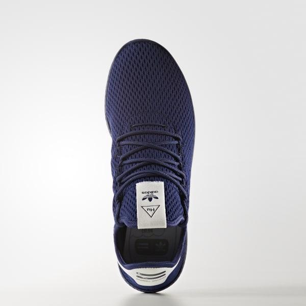 50223bdec adidas Men s Pharrell Williams Tennis Hu Shoes - Blue