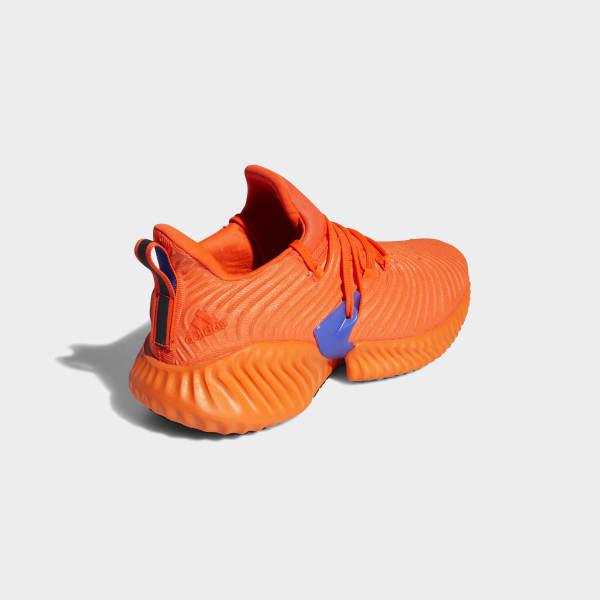 the best attitude 256ea 14334 adidas Alphabounce Instinct Shoes - Orange  adidas US