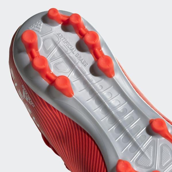 85c5b888 adidas Nemeziz 19.3 Fotballsko for kunstgress - Rød | adidas Norway