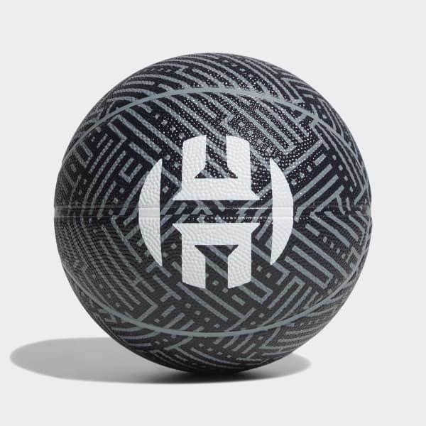 2fbbc54d5fc3 adidas Harden Signature Mini Basketball - Blue