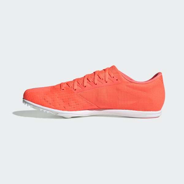 Chaussure d'athlétisme Distancestar Orange adidas | adidas