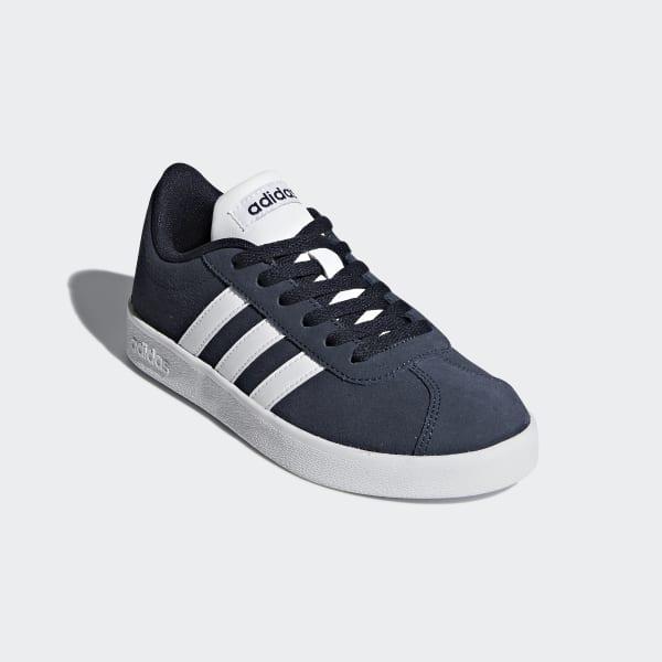 adidas VL Court 2.0 Schuh Weiß | adidas Deutschland
