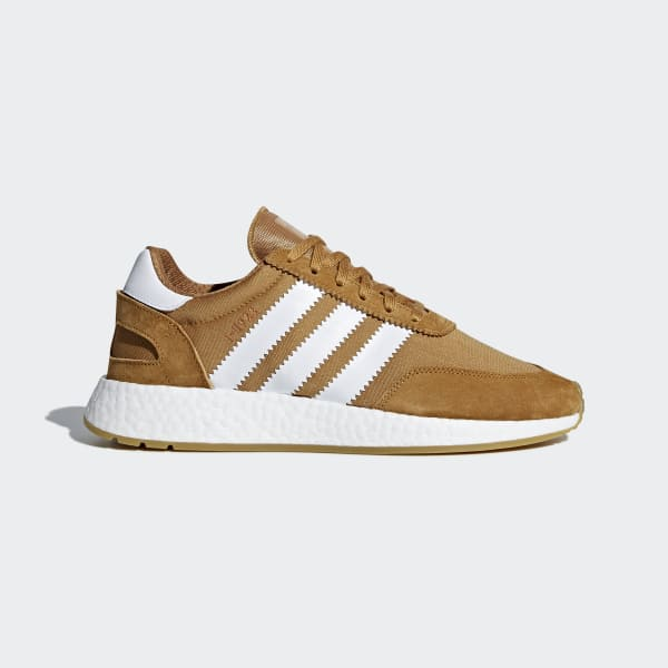 Mens Adidas Iniki Runner I 5923 Mesa Cloud White Gum Brown