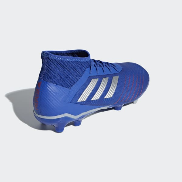5b1fffec adidas Футбольные бутсы Predator 19.2 FG - синий | adidas Россия
