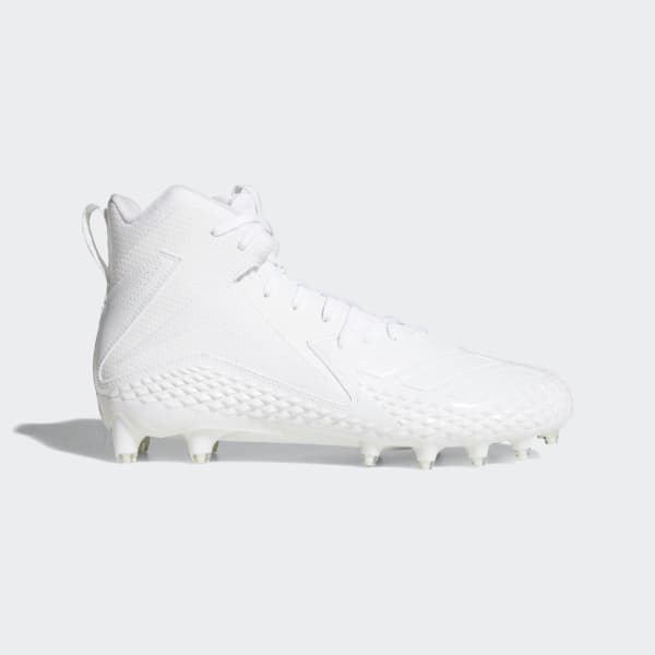 ... 005ba 3417c adidas Freak x Carbon Mid Cleats - White adidas US outlet  store ... 1bb2fa6e5