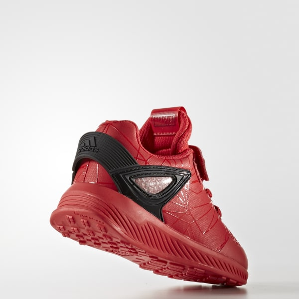 828d48a73db Tênis Spider Man Rapidarun I - Vermelho adidas