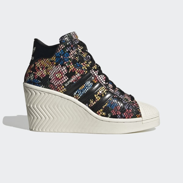 adidas Superstar Ellure Shoes - Black