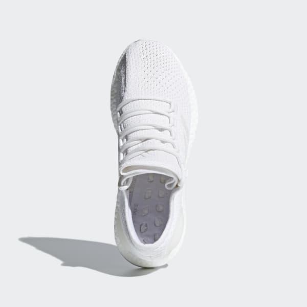 cb8d3985622 adidas Pureboost Clima Shoes - White