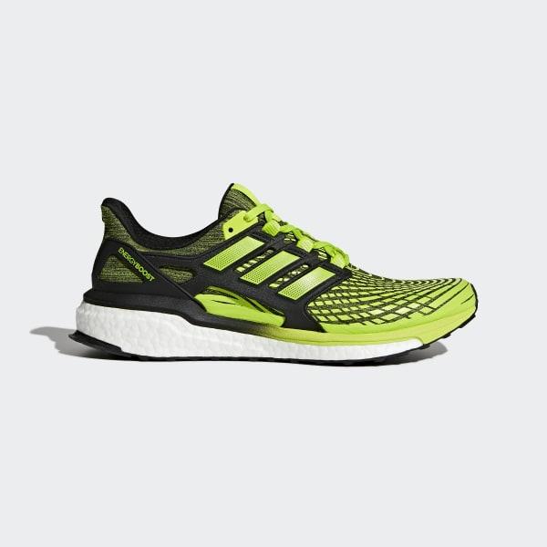 adidas Energy Boost Shoes - Green | adidas US | Tuggl