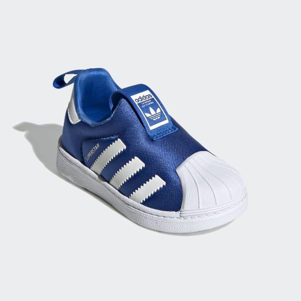 adidas Superstar 360 Shoes - Blue