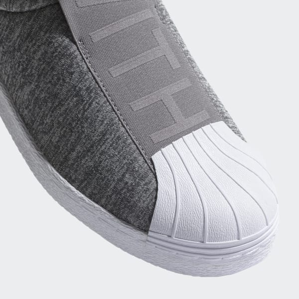 Interpersonal Rey Lear Industrial  adidas Tenis Superstar BW3S Slip-on - Gris | adidas Mexico