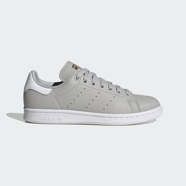adidas Stan Smith Shoes - Grey   adidas UK