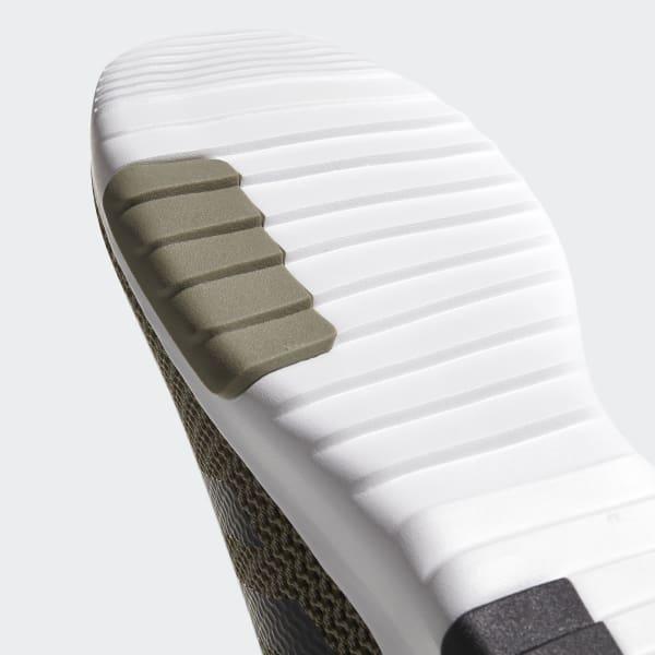 adidas Tenis Cloudfoam Racer TR - Green  e4f2d4543cd98