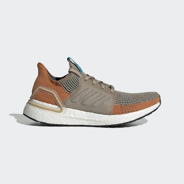 adidas Ultraboost 19 Shoes - Brown