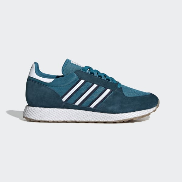 adidas Forest Grove Shoes - Turquoise