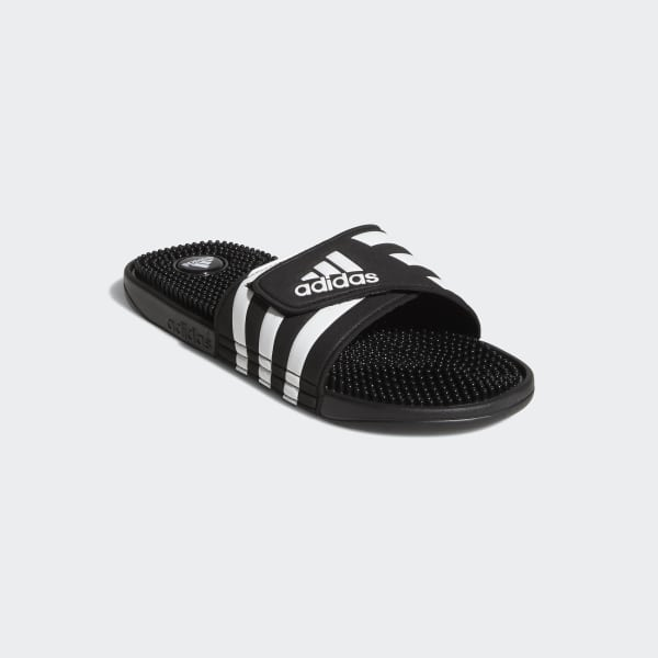 finest selection 13c3d 6dbc2 adidas Adissage Slide - Black   adidas Australia