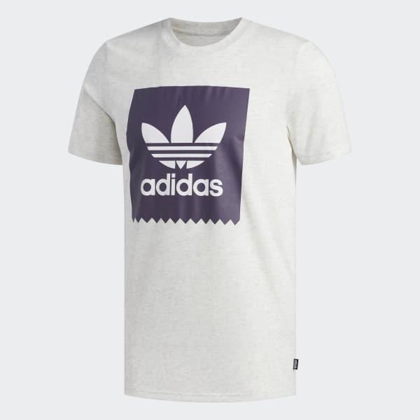 Camiseta BB Solid - Gris adidas  fcc8a2e902e7d