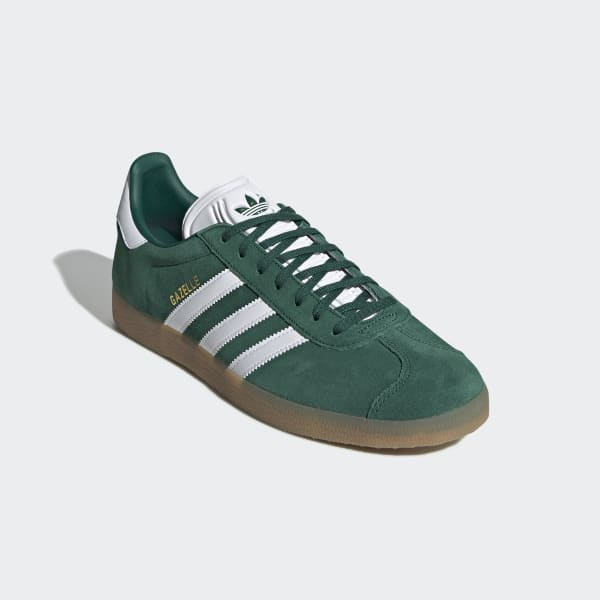 adidas Gazelle Shoes Green | adidas Finland