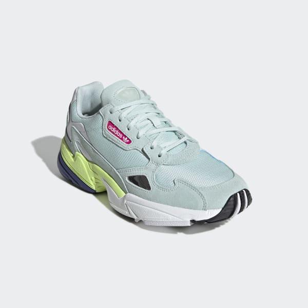adiós si puedes Desprecio  adidas Falcon Shoes - Green | adidas Canada