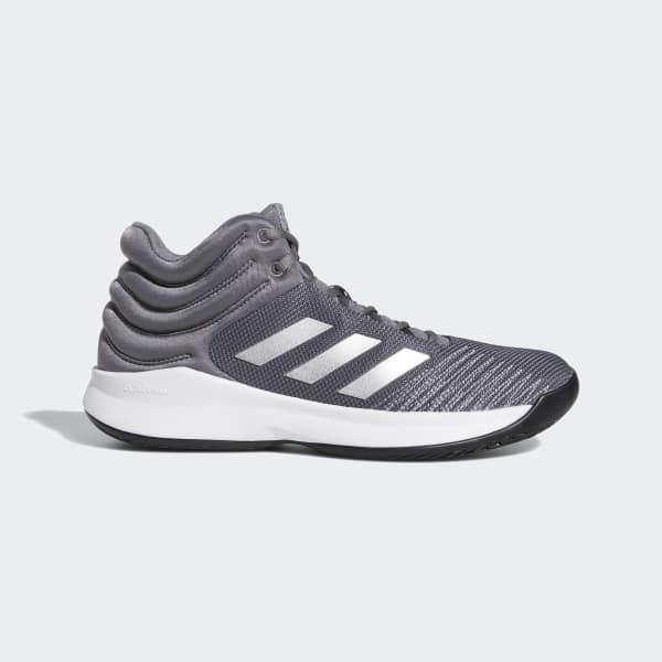adidas Pro Spark 2018 Shoes - Grey