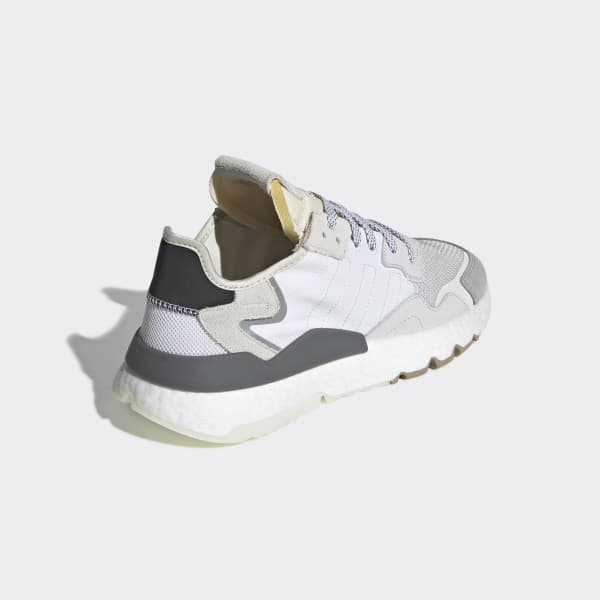 premium selection 78e26 4fb1f adidas Nite Jogger Boost Shoes - White   adidas New Zealand