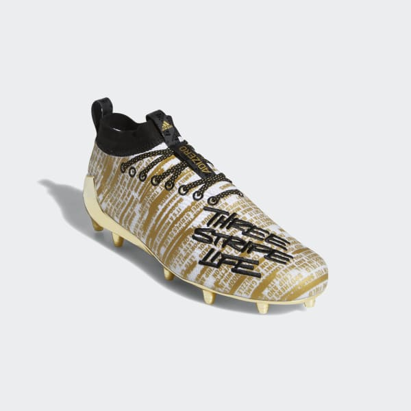 Snoop Dogg Adizero 8.0 Cleats