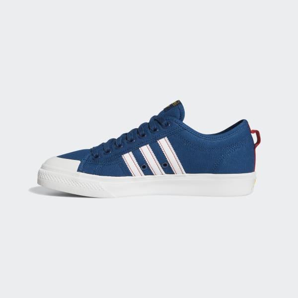 Contando insectos Expresamente cartucho  adidas Nizza Shoes - Blue | adidas Canada