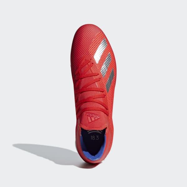 f57223a723bb1 Zapatilla de fútbol sala X Tango 18.3 Indoor - Rojo adidas