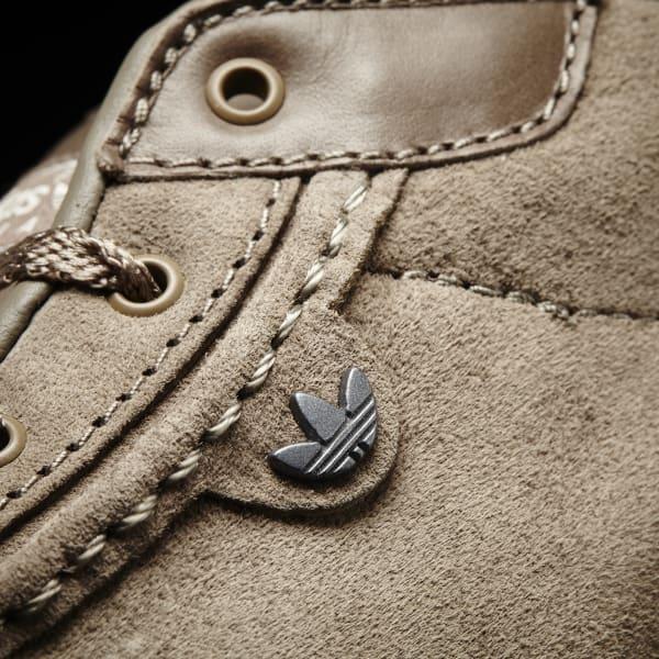 more photos c2345 6ce7a adidas Zapatillas Originals Albrecht Mid Spezial - Marrón  adidas Argentina