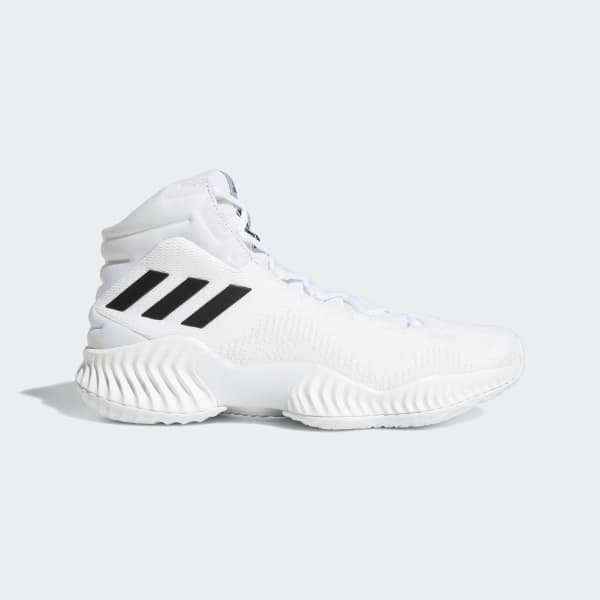 51eb6371304 adidas Pro Bounce 2018 Shoes - Grey