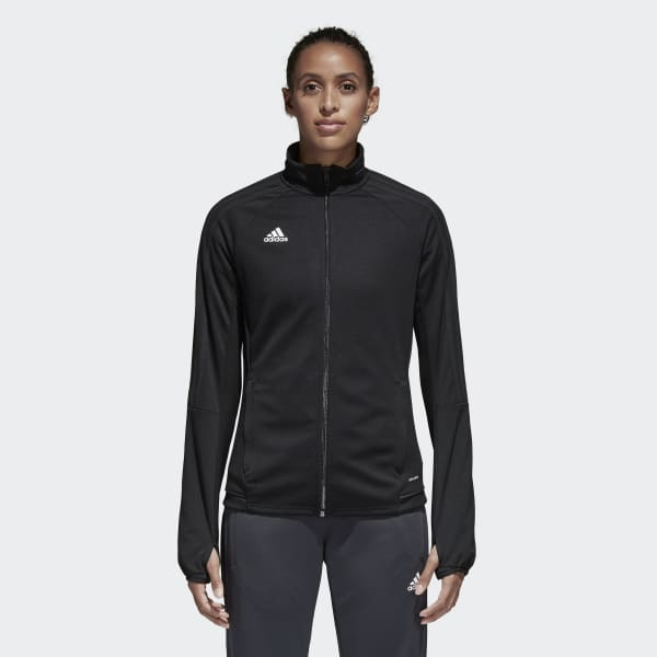 adidas Tiro 17 Training Jacket - Black | adidas US | Tuggl