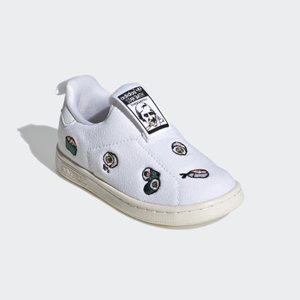 Separación Aventurarse Cálculo  adidas Stan Smith 360 Shoes - White | adidas US