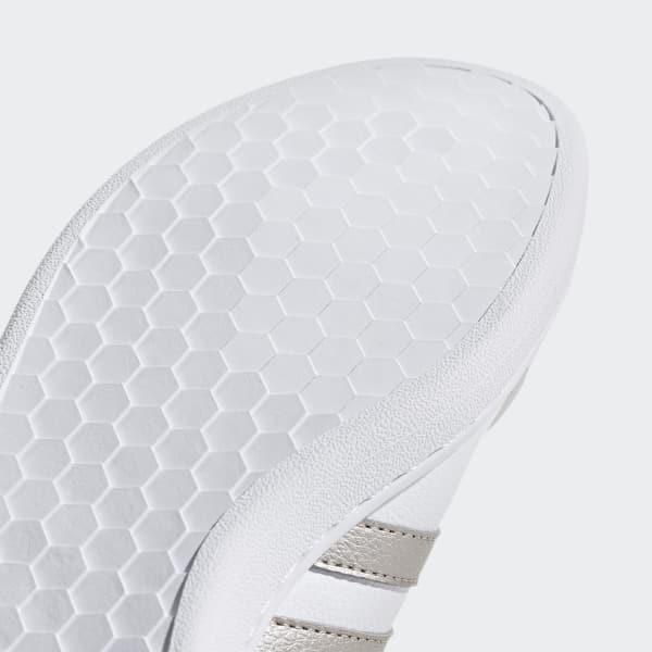 adidas Grand Court Shoes - White | adidas US