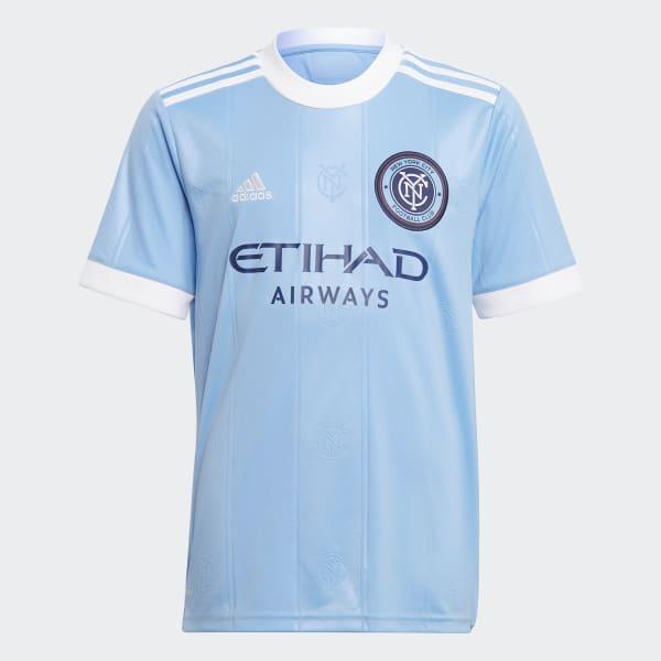 New York City FC 21/22 Home Jersey