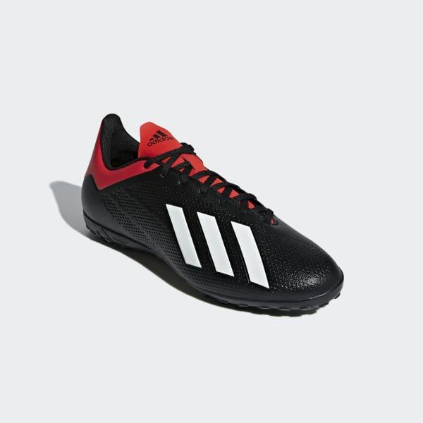 dd370b6a5ae adidas Calzado de Fútbol X 18.4 TF - Negro