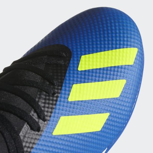 adidas Calzado de Fútbol X Tango 18.3 Pasto Sintético - Azul ... c839909d9a2b9