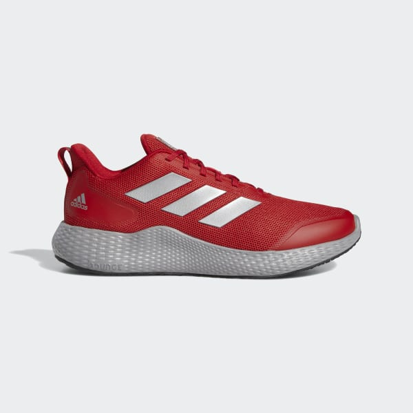 adidas Edge Gameday Shoes - Red   adidas US