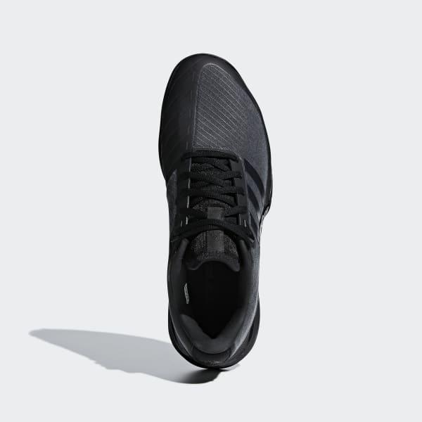 8651b4adfb27bf adidas Barricade 2018 LTD Edition Shoes - Black