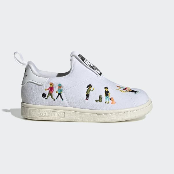 adidas Originals Stan Smith 360 Sneakers Børn Hvid Sko