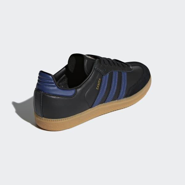 Chaussures Femme Chaussure Samba noir adidas CQ2639 CQ2639