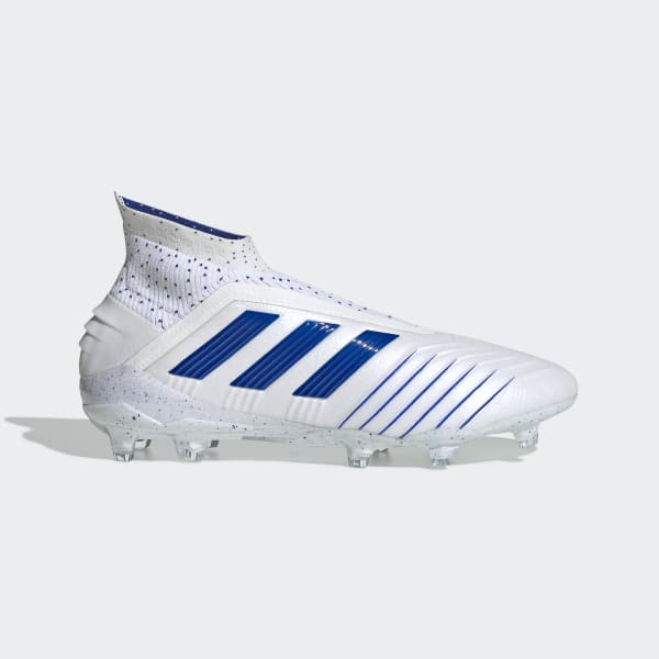 Cerco marca Acrobacia  adidas Predator 19+ Firm Ground Cleats - White | adidas US