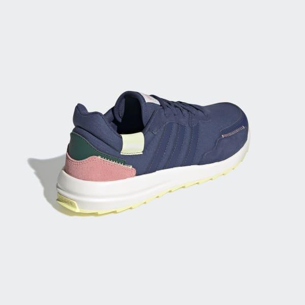 péndulo Avispón Personas mayores  adidas Retrorun Shoes - Blue | adidas US