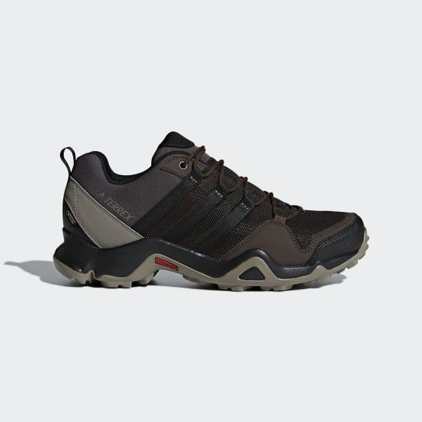 3489ac7af3 adidas Terrex AX2R GTX Shoes - Brown | adidas UK