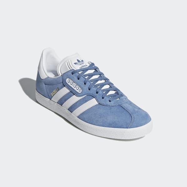adidas Gazelle Super Essential Schuh Blau | adidas Deutschland