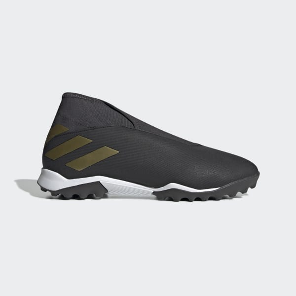 adidas Nemeziz 19.3 Turf Boots - Black