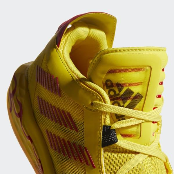 [图: Dame_6_Shoes_Yellow_FW8498_41_detail.jpg]
