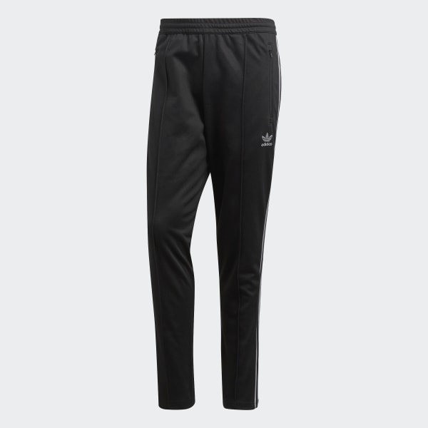 adidas BB Track Pants - Black   adidas UK 5816d9b31fa